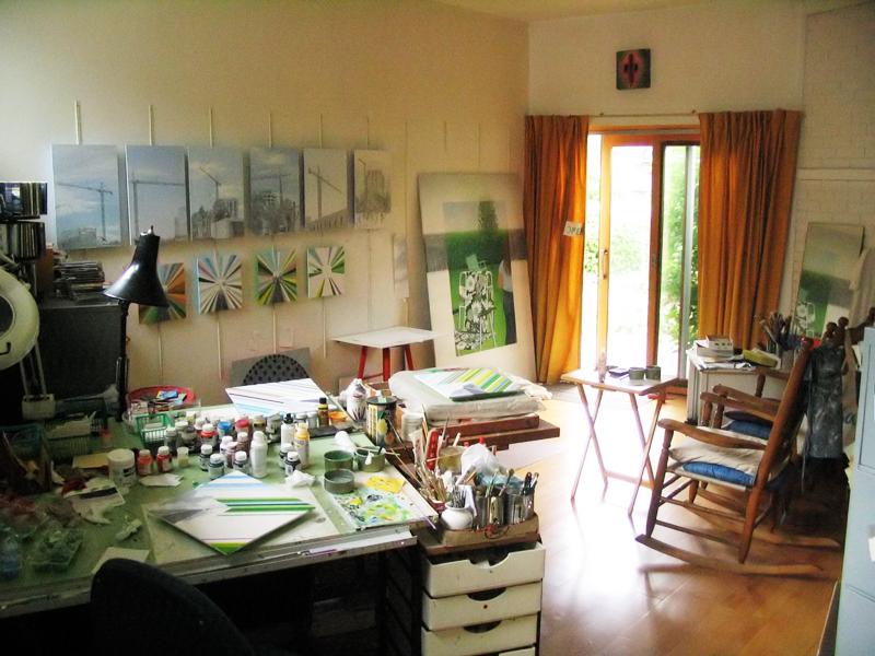 image of Bernice Vincent's Studio, 2006