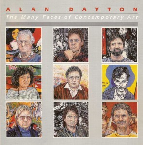 image of dayton portraits front cover